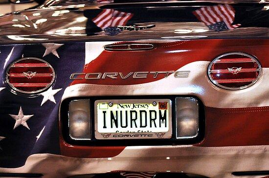 Dream Corvette by Kim McClain Gregal