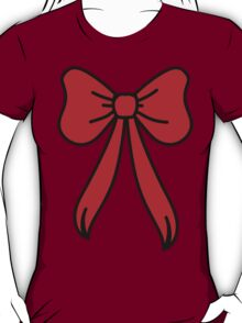 big red bow T-Shirt