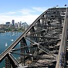 Sydney Harbour Bridge, Australia by Deb22