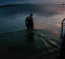 the dawn swimmer 2 by Juilee  Pryor