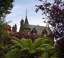 Edinburgh Zoo Mansion by Ryan Davison Crisp