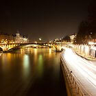 Paris Night Lights - Paris, France - 2009 by Nicolas Perriault