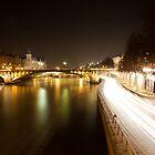 Paris Night Lights - Paris, France - 2009 by Nicolas Perriault