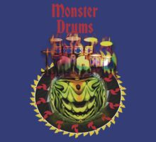 Monster Drums by fineline