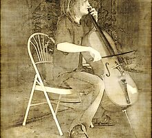 Sidewalk Virtuoso by RC deWinter