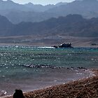 Blues on the Red sea by IrinaKulk