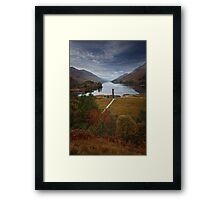Glenfinnan Framed Print