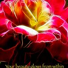 Your Beauty Glows by Doug Greenwald