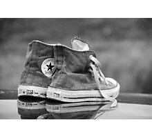 converse... Photographic Print
