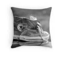 converse... Throw Pillow