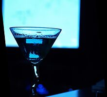 Blue Martini by Mark McCune