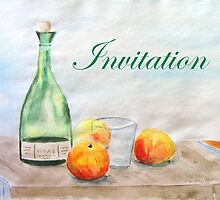 Invitation by Caroline  Lembke