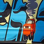 Urban Art: 404 McGuinness Blvd  by John Schneider