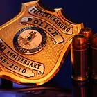 Happy 125th Fredericksburg PD!! by nightsblood