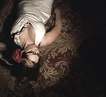 She Sleeps by Dawn Palmerley