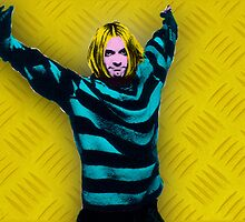 Kurt Cobain by Jessica Bomford