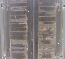 Patina shutters by ©The Creative  Minds