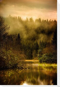Autumn Mists (2) by Karl Williams