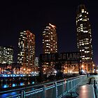 Long Island City Night by Lilfr38