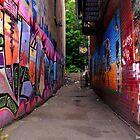 Street Art by Jennifer Finn