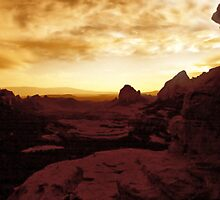 Planet Arizona by Robert C Richmond