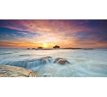Redgate Beach South West WA Photographic Print