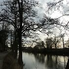 River Severn at Worcester by Lissywitch
