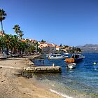 Korčula Waterfront by Tom Gomez