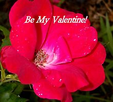 Be My Valentine by Debbie Meyers
