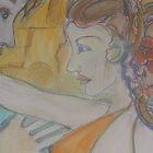 Look of Desire  by Anthea  Slade