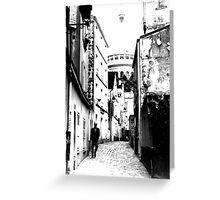 Sacre Coeur Montmartre Greeting Card