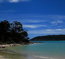 Pambula Bay Scene by zwhite