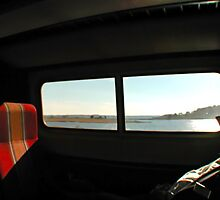 Train Ride Home -On The Connecticut Shoreline © 2002 by Jack McCabe