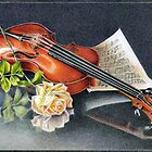 Violin by Valentina Gatewood
