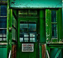 Back Door by Paul Cons