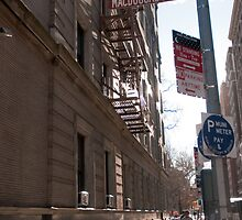 MacDougal Alley by MichaelWilliams