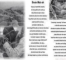 Brain Mat-ah by Steven G. Taylor