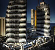 Building Broadbeach 2 by Murray Swift