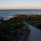Dawn at Spray Point by Luke Hogan