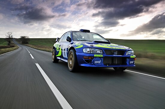Road Legal Full Spec WRC Subaru .... by M-Pics