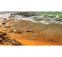 estoril beach Photographic Print