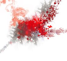 A Red Spill by Jan Weiss