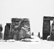 Stonehenge by Mark Thompson