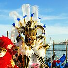 Venice carnival mask by lollored