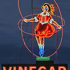 Skipping Girl Vinegar  Melbourne  Victoria by William Bullimore
