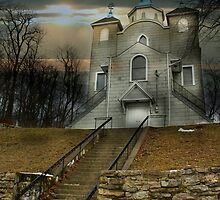 The Church Shall Prevail by Lori Deiter