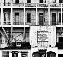 Signs of Alcatraz by ronda chatelle