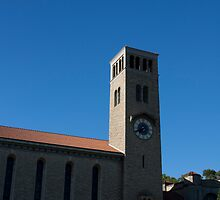 Winthrop Hall Tower _016 by KBloodGallery