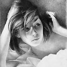 Christina (In progress 10) by David J. Vanderpool