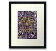 States Of Mind, Ink & Pencil Framed Print
